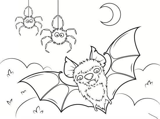 نقاشی های متفاوت و زیبا خفاش