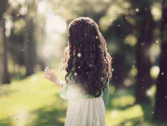 عکس زیبا از دختر عاشق