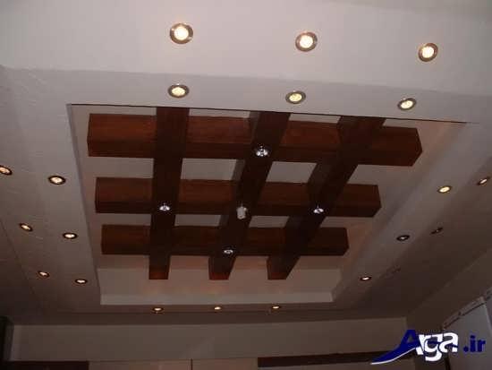 مدل سقف کناف با طرح شیک و زیبا