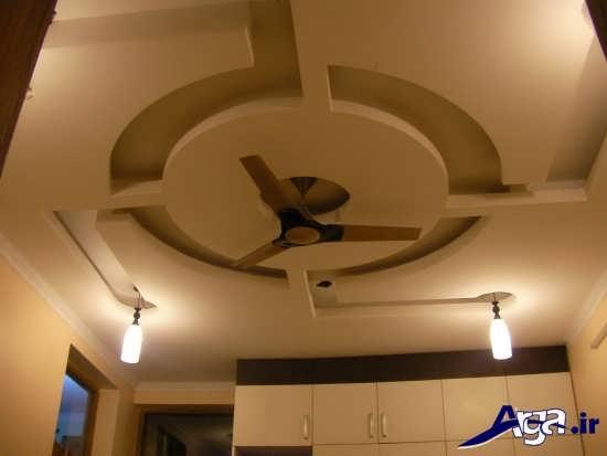 مدل سقف کناف با طراحی مدرن و زیبا