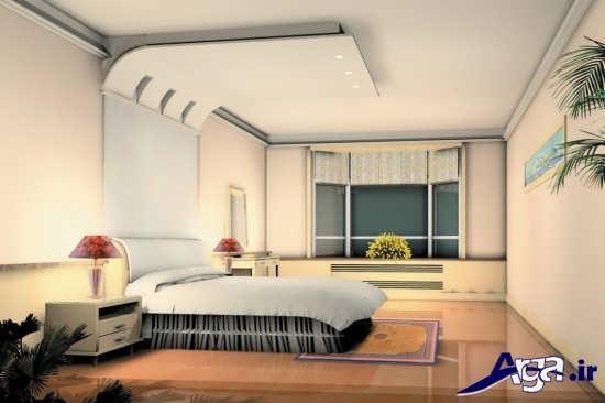 مدل سقف کناف اتاق خواب