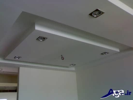 مدل سقف کناف با طراحی مدرن