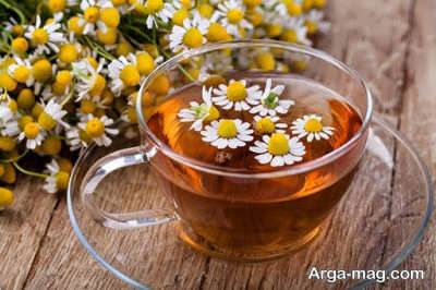 فواید باورنکردنی چای بابونه
