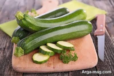 مزیت مصرف کدو سبز
