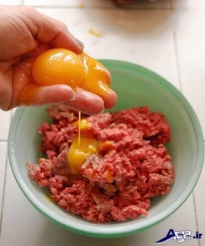 طرز تهیه همبرگر مک دونالد در منزل با روش اصلی