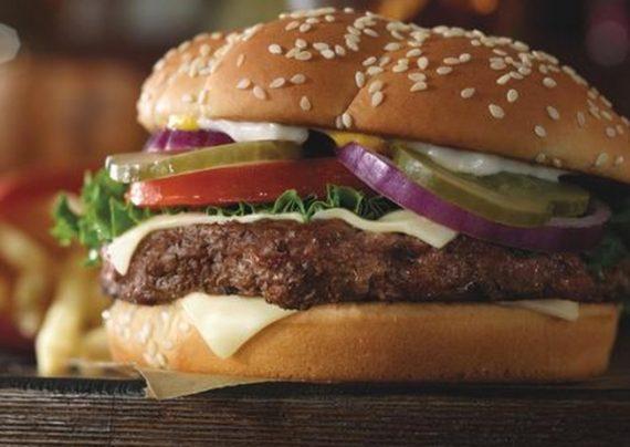 طرز تهیه همبرگر مک دونالد با روش اصلی