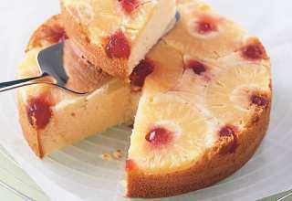 طرز تهیه کیک آناناس در منزل