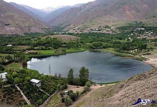 عکس دیدنی از طبیعت بکر ایران