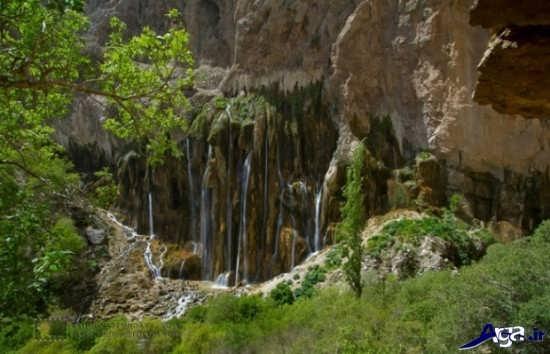 مناطق دیدنی و زیبای ایران