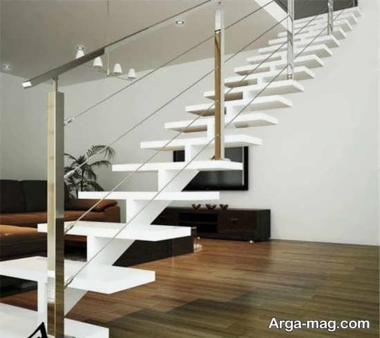 مدلهای راه پله شیشه ای