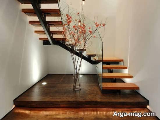مدل راه پله زیبا
