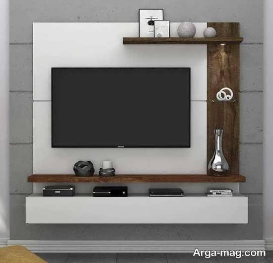 مدلهای جذاب میز تلویزیون چوبی
