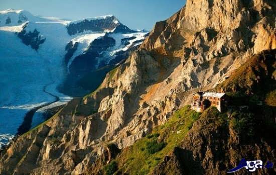 مناظر کوهستان های زیبای جهان
