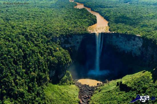 مناظر زیبا و جذاب جهان