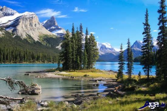 مناظر زیبای جهان