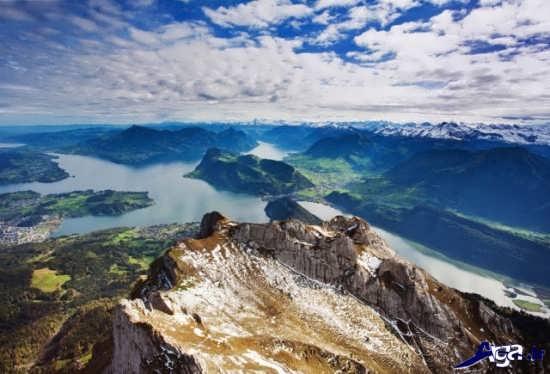 مناظر زیبا و دلچسب جهان
