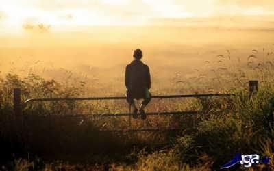 جملات غم انگیز تنهایی و جدایی