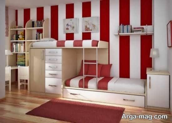اتاق نوزاد دوقلو پسرانه