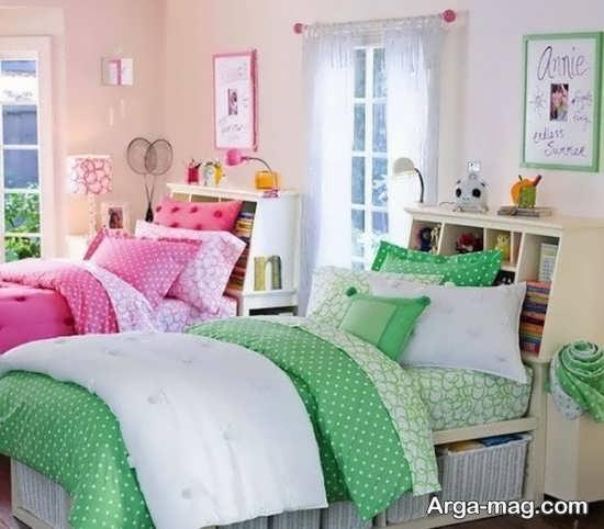 جدیدترین دکور اتاق نوزادان دوقلو