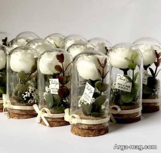 گیفتهای شیشه ای منحصر به فرد برای عروسی