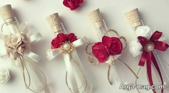 گیفتهای شیشه ای تماشایی برای عروسی