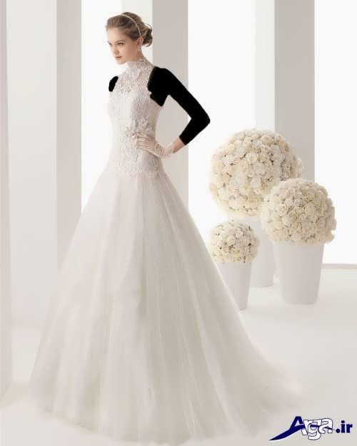 [تصویر:  Wedding-dress-behind-the-neck-1.jpg]