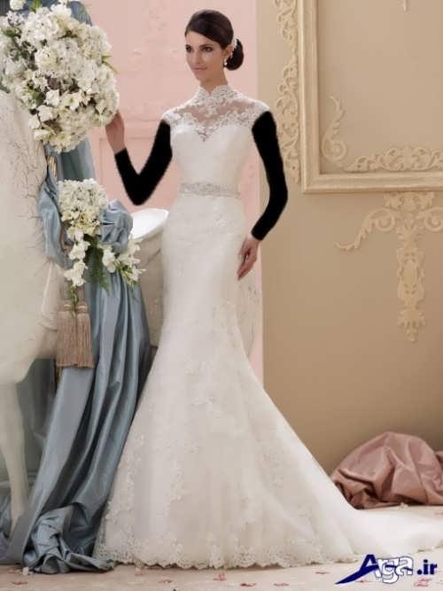 [تصویر:  Wedding-dress-behind-the-neck-13.jpg]