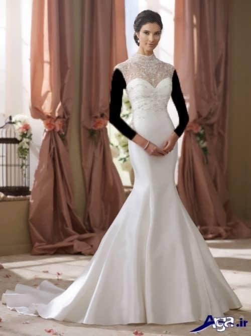 [تصویر:  Wedding-dress-behind-the-neck-14.jpg]