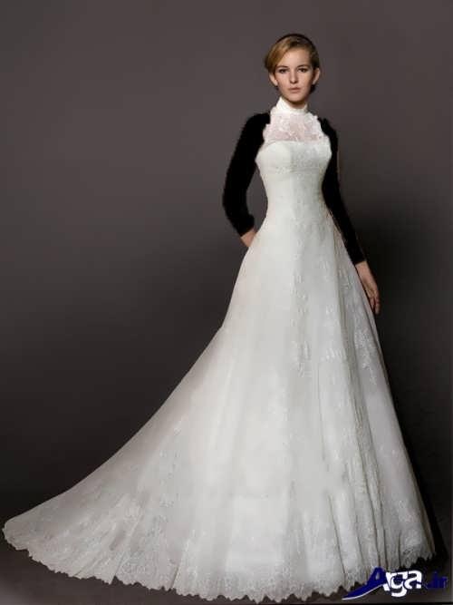 [تصویر:  Wedding-dress-behind-the-neck-16.jpg]