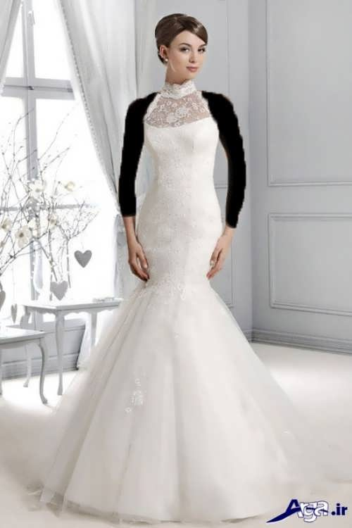 [تصویر:  Wedding-dress-behind-the-neck-4.jpg]
