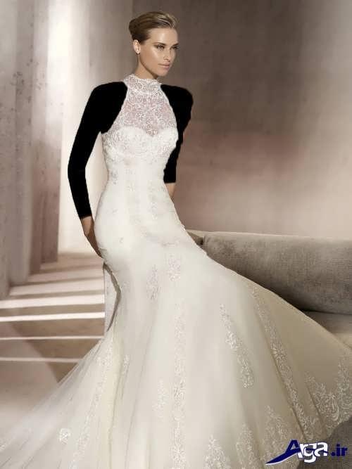 [تصویر:  Wedding-dress-behind-the-neck-7.jpg]