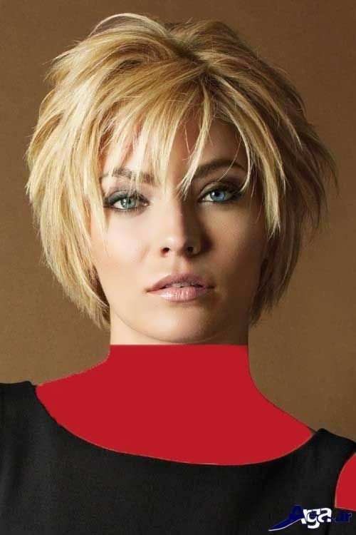 مدل موی جدید و زیبا زنانه
