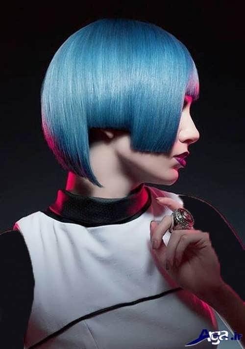 مدل موی کوتاه و زیبا زنانه 2017