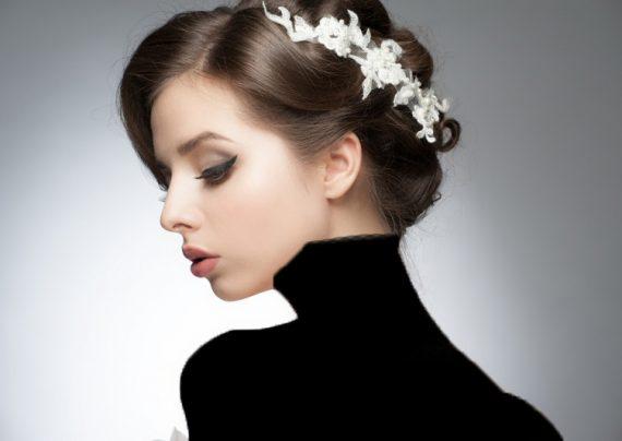 مدل آرایش عروس جدید و حرفه ای