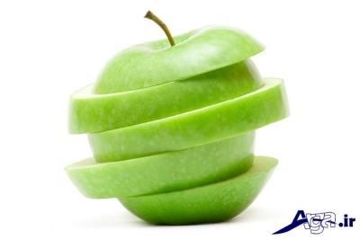 فواید سیب سبز