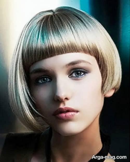 مدل موی قارچی فانتزی