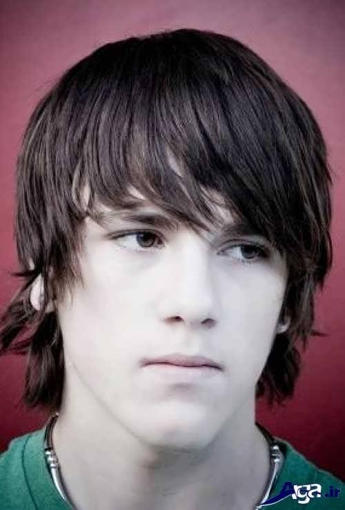 مدل موی پسرانه نوجوان