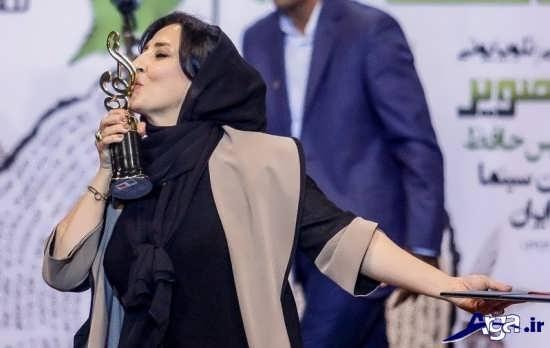 مرجانه گلچین و جایزه جشنواره