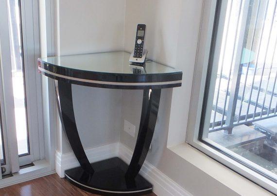 مدل میز تلفن مدرن و زیبا