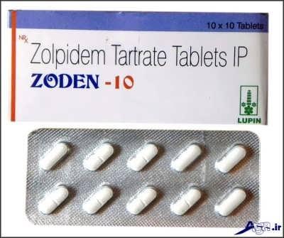 عوارض داروی زولپیدم
