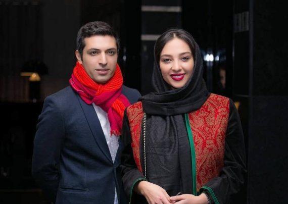عکسبازیگران و همسرانشان