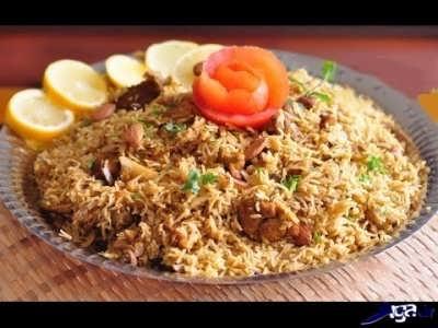 طرز تهیه بریانی عربی خوش طعم