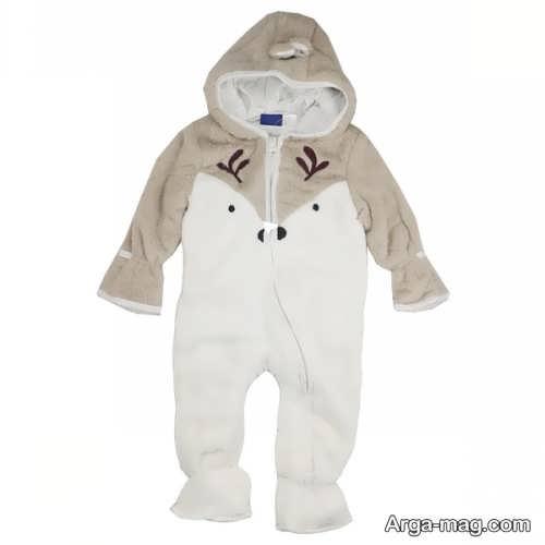 جدیدترین مدل لباس سرهمی نوزاد