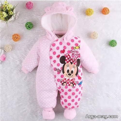 مدل قشنگ لباس سرهمی نوزادان