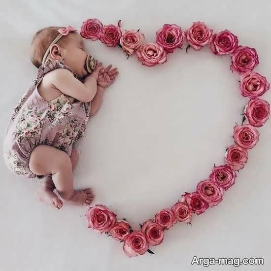 عکس های جذاب نوزادان مناسب پروفایل