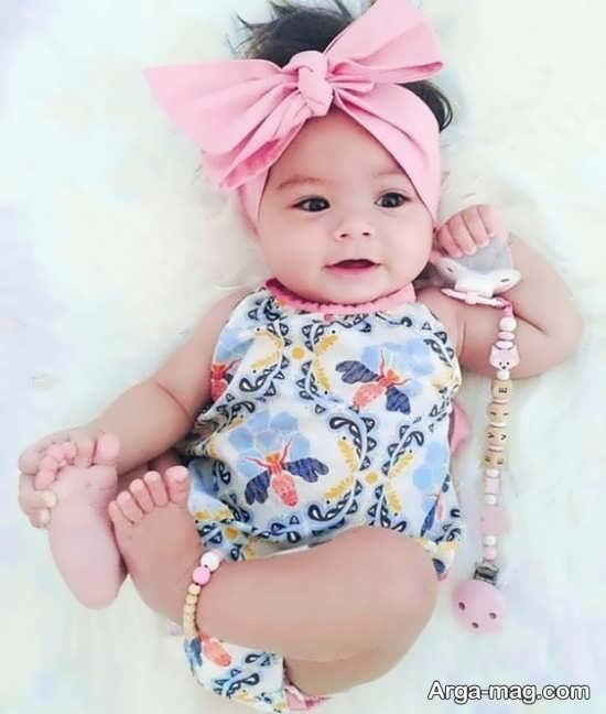 عکس های ایده آل نوزادان مناسب پروفایل