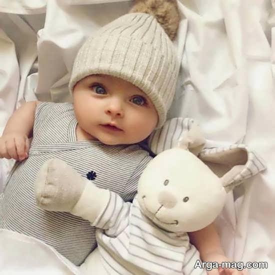 عکس های فوق العاده نوزادان مناسب پروفایل