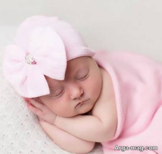 عکس های دیدنی نوزادان مناسب پروفایل