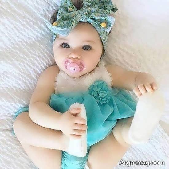 عکس های تماشایی نوزادان مناسب پروفایل