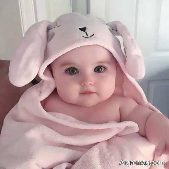 عکس های متنوع نوزادان مناسب پروفایل